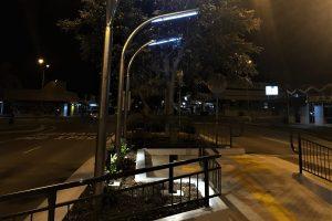 Herbert Street Pedestrian Crossing Bowen - Built by Integrabuild