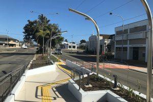 Herbert Street Pedestrian Crossing - Bowen - built by Intergrabuild 3-min